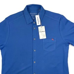 Tommy Bahamas button down shirt